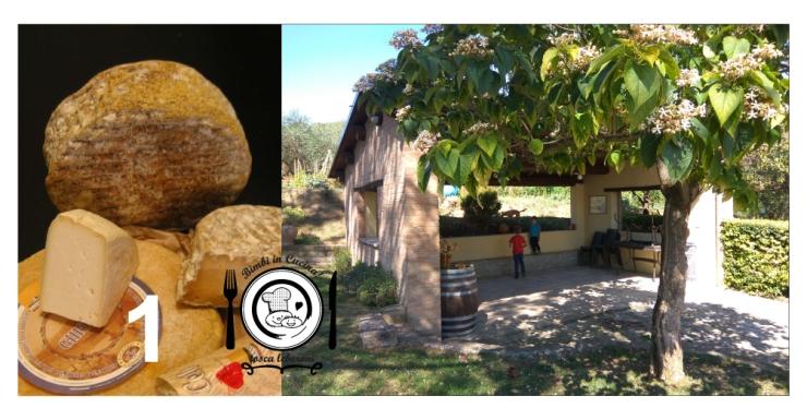 Fontegranne: formaggi in fattoria